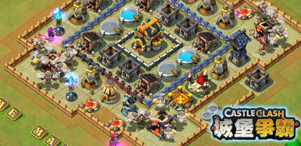 Castle Clash Big Hit in Chinese Market - News - I GOT GAMES - Global