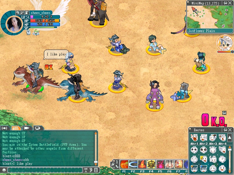 totem game community