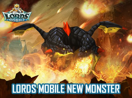 Lords Mobile New Monster: Blackwing