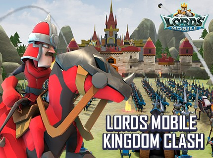 Lords Mobile New Feature: Kingdom Clash!