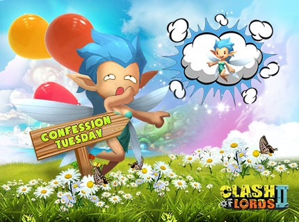 Clash of Lords 2 - Confession Tuesday
