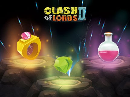 Clash of Lords 2 - Facebook Giveaway
