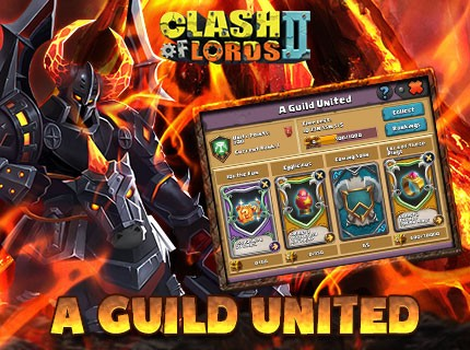 Clash of Lords 2 - A Guild United!
