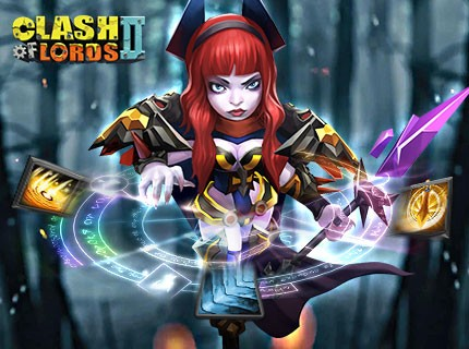 Clash of Lords 2 - Hero Aid