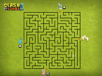 Find the maze exit!