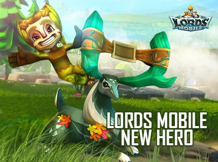 New Hero - Forrest the Grove Guardian