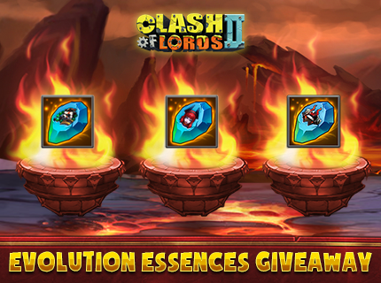 Choose ONE Evolution Essence!