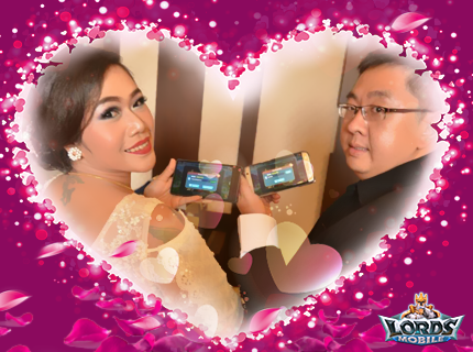 Meeting a Soulmate through Lords Mobile!