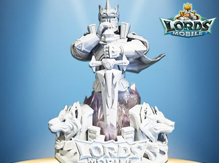 Lords Mobile Merchandise