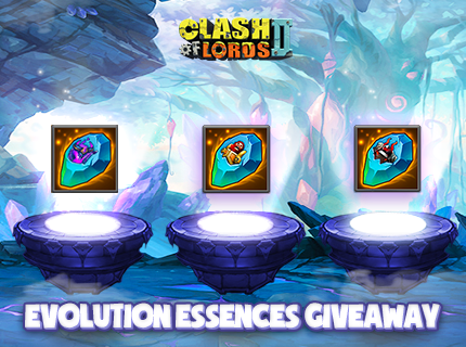 Vote for your favorite Evolution Essence!
