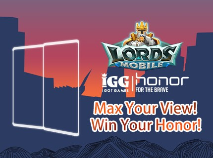 Honor & Lords Mobile: Design-a-Case Contest