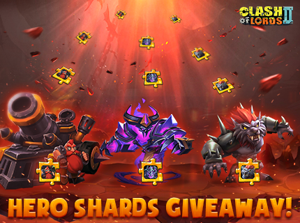Vote for your favorite Hero Shard!