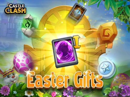 Happy Easter, Clashers!
