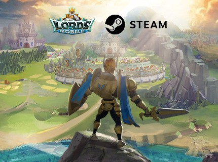 Lords Mobile is now on Steam!