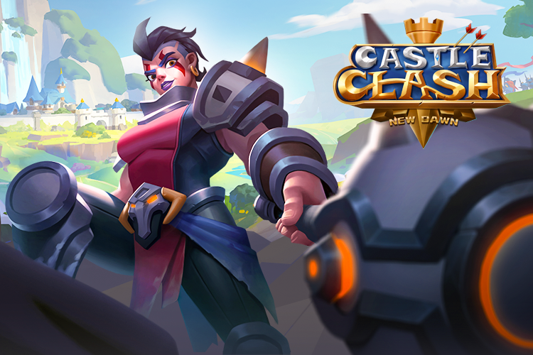 Castle Clash: New Dawn