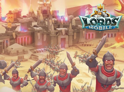 Lords Mobile Reaches 20 Million!