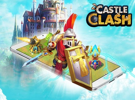Castle Clash Android-EN Version: Be An Alchemist