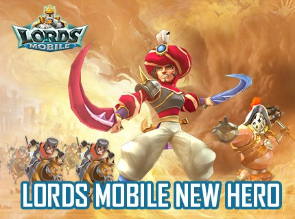 Lords Mobile New Hero: Prince of Thieves