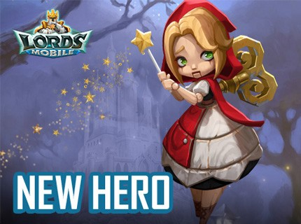 LORDS MOBILE NEW HERO