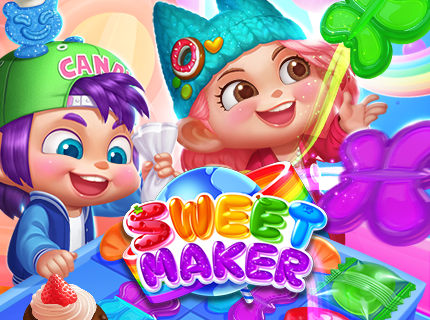 Sweet Maker has landed on the App Store!