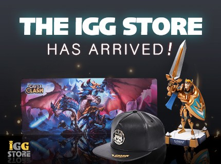 The IGG Store has arrived!