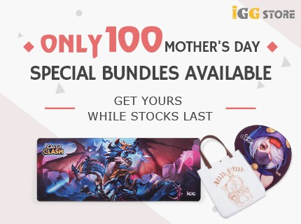 IGG Store----Limited Mother's Day Special Bundles!