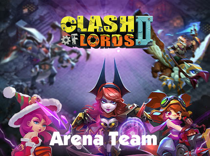 ☆FB Event: [Your Arena Team]☆
