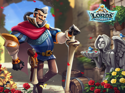 Lords Mobile New Hero - Alfonso the Don Guapo!